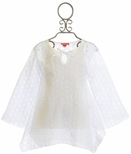 Kate Mack White Swim Coverup (2T,5,7,10)