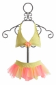 Kate Mack Yellow Girls Bikini Tahitian Sunset