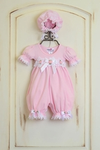 Katie Rose Baby Special Occasion Romper