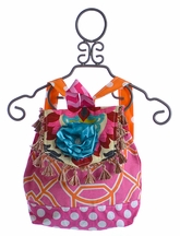 Keep It Gypsy Designer Girls Backpack in Pink Floral