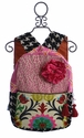 Keep It Gypsy Unique Women's Backpack in Pink Leopard