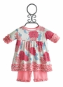 KicKee Pants Baby Dress with Short