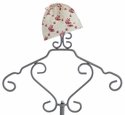 KicKee Pants Baby Girls Hat in Rose Print