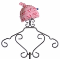 Kickee Pants Baby Knot Cap Snow Bird