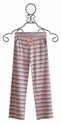 KicKee Pants Girls Yoga Pant Sailaway Stripe