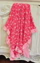 KicKee Pants Moped Baby Girls Pink Blanket