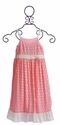 KicKee Pants Pink Daisy Girls Dress Maxi