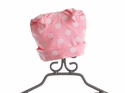 KicKee Pants Pink Polka Dot Infant Hat