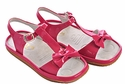 Kone Shoes Little Girls Sandals Fuchsia