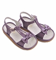 Kone Shoes Little Girls Sandals Purple|Kone Shoes