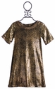 Laundry Sequin Tween Party Dress Tabitha Gold