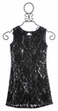 Laundry Tween Dress in Sequined Jacquard