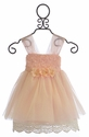 Le Pink Blush Special Occasion Dress for Girls