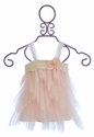 Le Pink Girls Frilly Dress Ruffle Dream