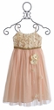Le Pink Girls Special Occasion Dress (6X, 8, 10)