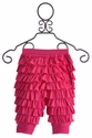Lemon Loves Lime Baby Ruffle Pants in Fuchsia