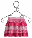 Lemon Loves Lime Cake Cream Skirt in Pink  (4 & 8)