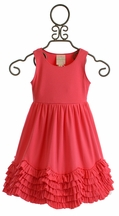 Lemon Loves Lime Everyday Girls Dress (2 & 5)