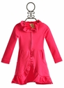 Lemon Loves Lime Pink Azalea Jacket for Girls