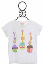 Lemon Loves Lime Shirt Cupcake Carousel (Size 2)