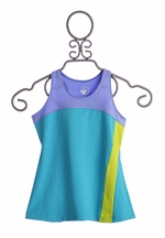 Limeapple Active Wear Girls Tank Top (4,5,6)