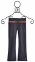 Limeapple Girls Activewear Pant in Charcoal