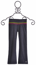 Limeapple Girls Activewear Pant in Charcoal (4,6,7,8)
