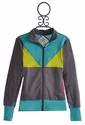 Limeapple Girls Activewear Zip-Up Jacket