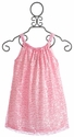 Lipstik Girls Little Girls Dress Pink Sequin