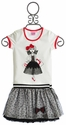 Lipstik Girls Little Girls Sassy Shopper Skirt Set