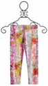 Little Mass Girls Alice Floral Legging