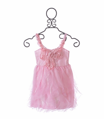 Little Mass LePink True Romance Little Girls Dress
