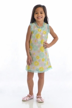 Little Mass Miss Daisy Sequin Girls Dress (2T,3T,4,6,6X)