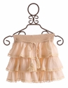 Little Mass Tween Summer Skirt Sahara Beige