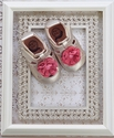 Livie and Luca Baby Shoes Bloom Gold