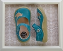 Livie and Luca Bird Shoes in Turquoise