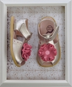 Livie and Luca Bloom Shoes in Gold