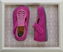 Livie and Luca Girls Shoes Fuschia Toi Toi