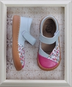Livie and Luca Girls Shoes Knoll Cloud