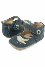 Livie and Luca Gray Suede Shoes for Girls Pio Pio