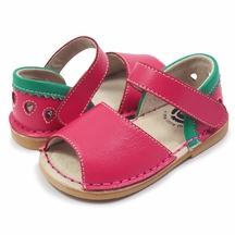 Livie and Luca Hot Pink Kea Sandals PREORDER