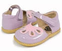 Livie and Luca Little Girls Shoes in Petal Lilac