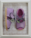 Livie and Luca Merry Bell Lavender Girls Shoes