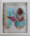 Livie and Luca Merry Bell Light Blue Girls Shoes