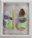 Livie and Luca Mint Girls Shoes Merry Bell
