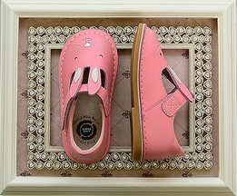 Livie and Luca Molly Bunny Shoe in Pink