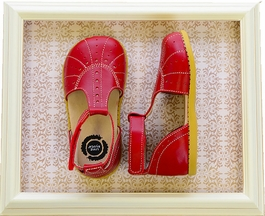 Livie and Luca Palma Shoes in Red (Size 4i)