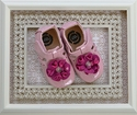 Livie and Luca Pink Blossom Infant Girls Shoes
