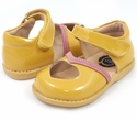 Livie and Luca Sweetie Yellow Girls Shoes