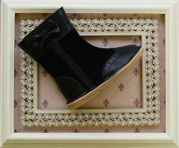 Livie and Luca Whitney Shoes in Black for Girls
